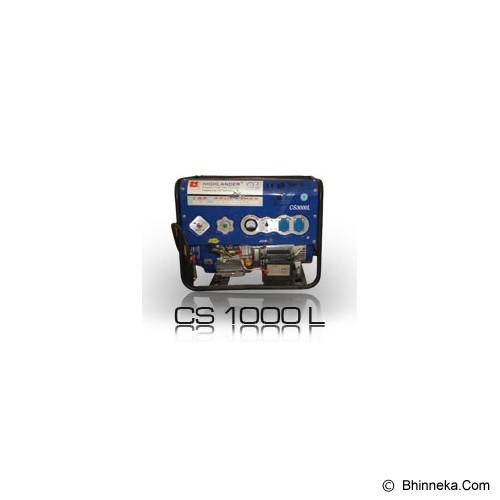 HIGHLANDER LPG Genset [CS-1000 L] - Genset Gas